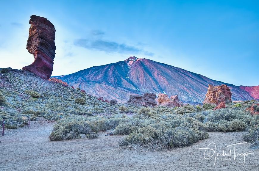 Las Canadas del Teide Valley