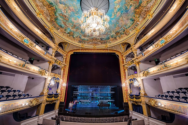 Royal Theatre of Namur, Belgium