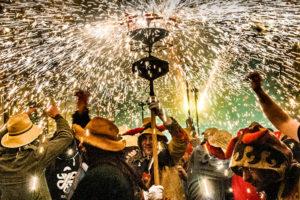 Sota Foc – Fotografías de Fiestas de Fuego por Anibal Trejo