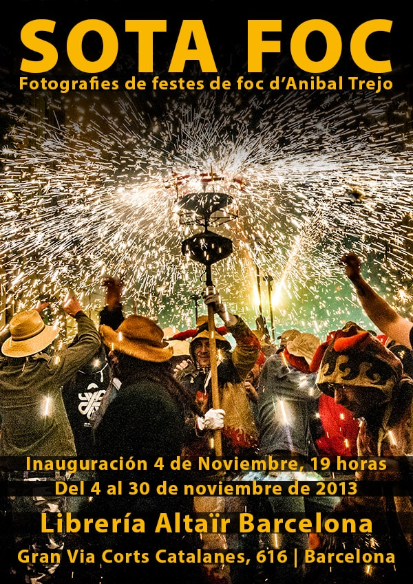Sota Foc - Fotografías de Fiestas de Fuego por Anibal Trejo