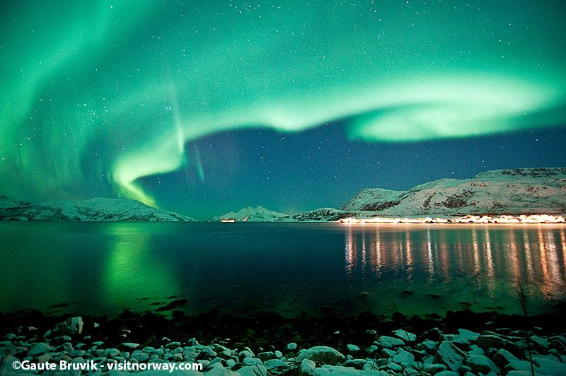 Aurora Noruega