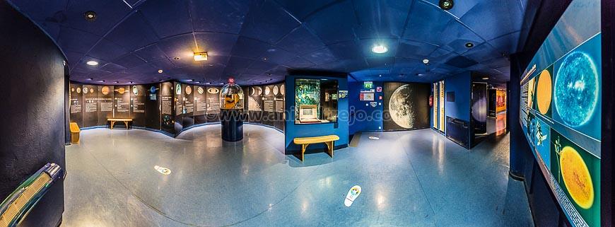 Museum in Pic du Midi, France