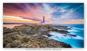 FineArt LIGHTHOUSE | Faváritx, Menorca