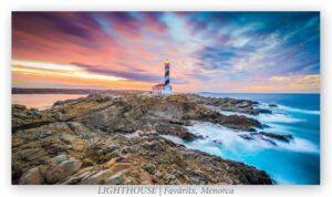 FineArt LIGHTHOUSE | Faváritx, Menorca