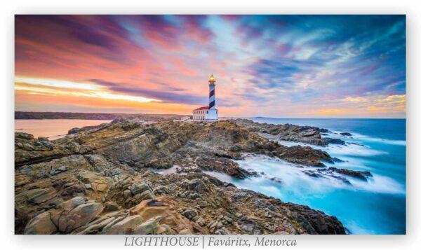 FineArt LIGHTHOUSE   Faváritx, Menorca
