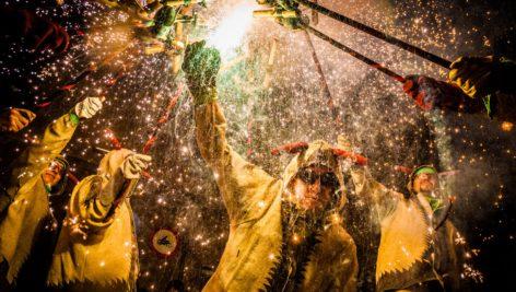 Fotografía de Fiestas de Fuego