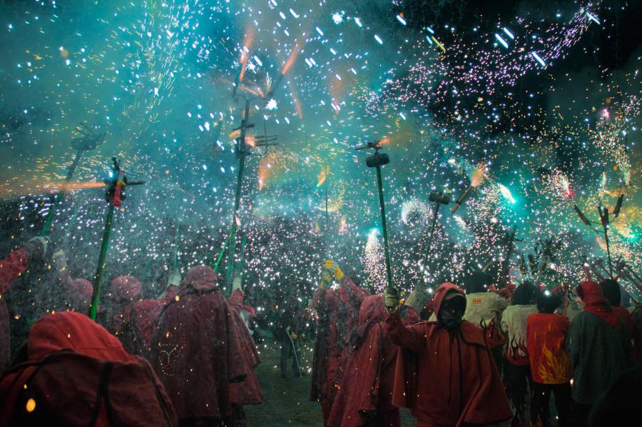 Fire Festival of the Catalonian Regions